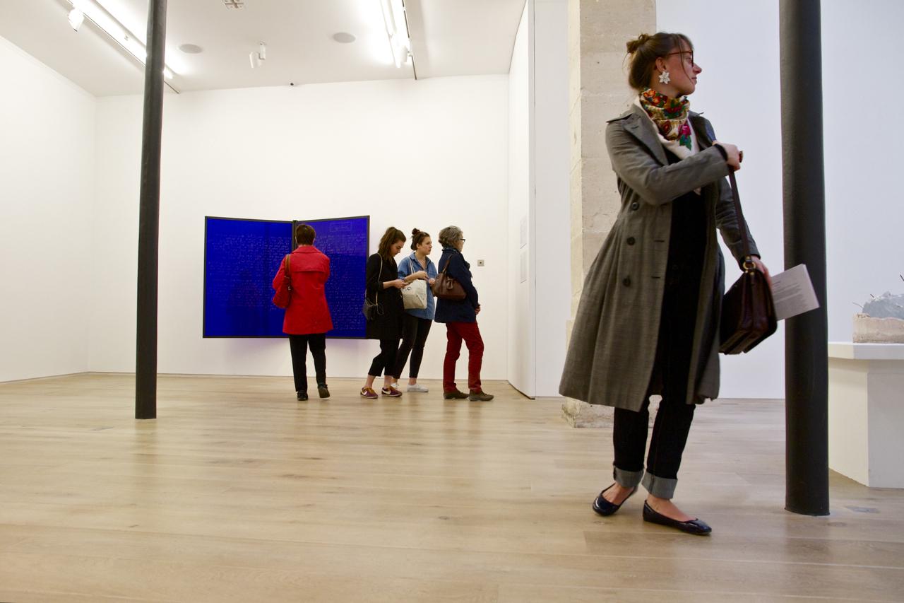 Visite de l'univers des galeries parisiennes : le Haut-Marais