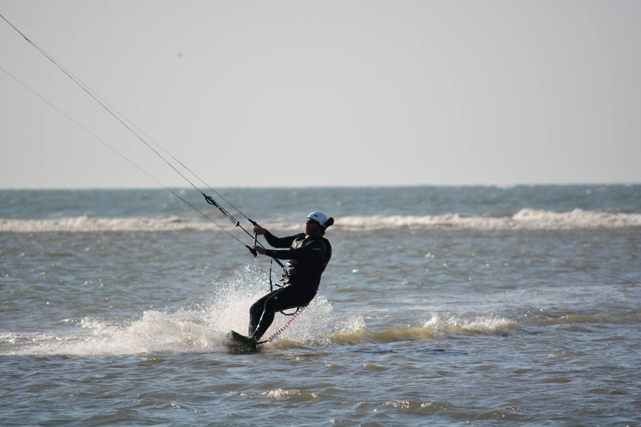 Initiation au kitesurf à Cabourg