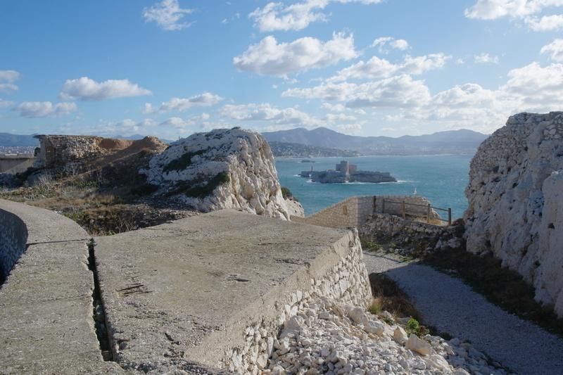 Découvrir l'île de Ratonneau au Frioul