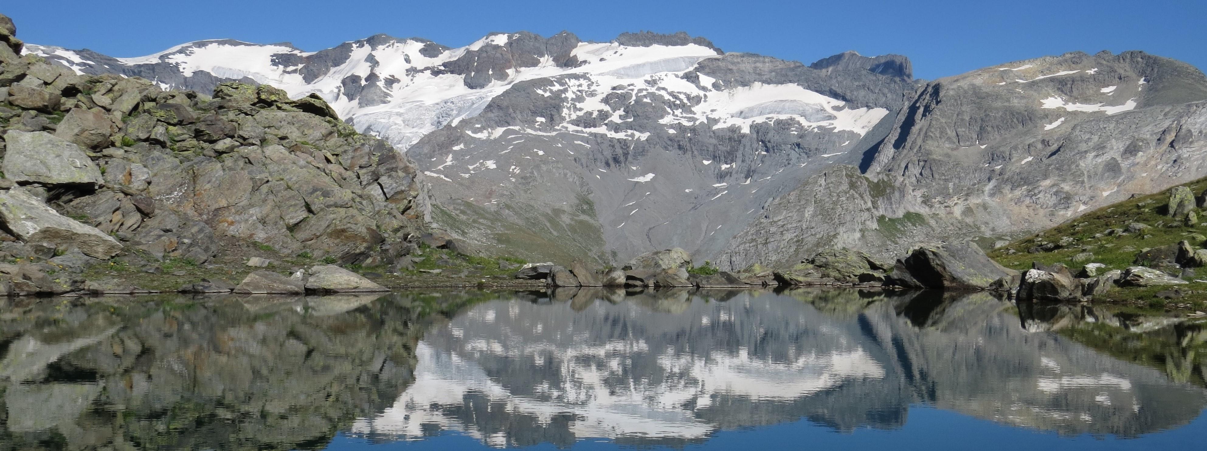 Trek : Tour de l'échelle et Domolite de Vanoise
