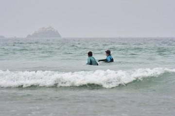 Découverte du longe cote en Bretagne