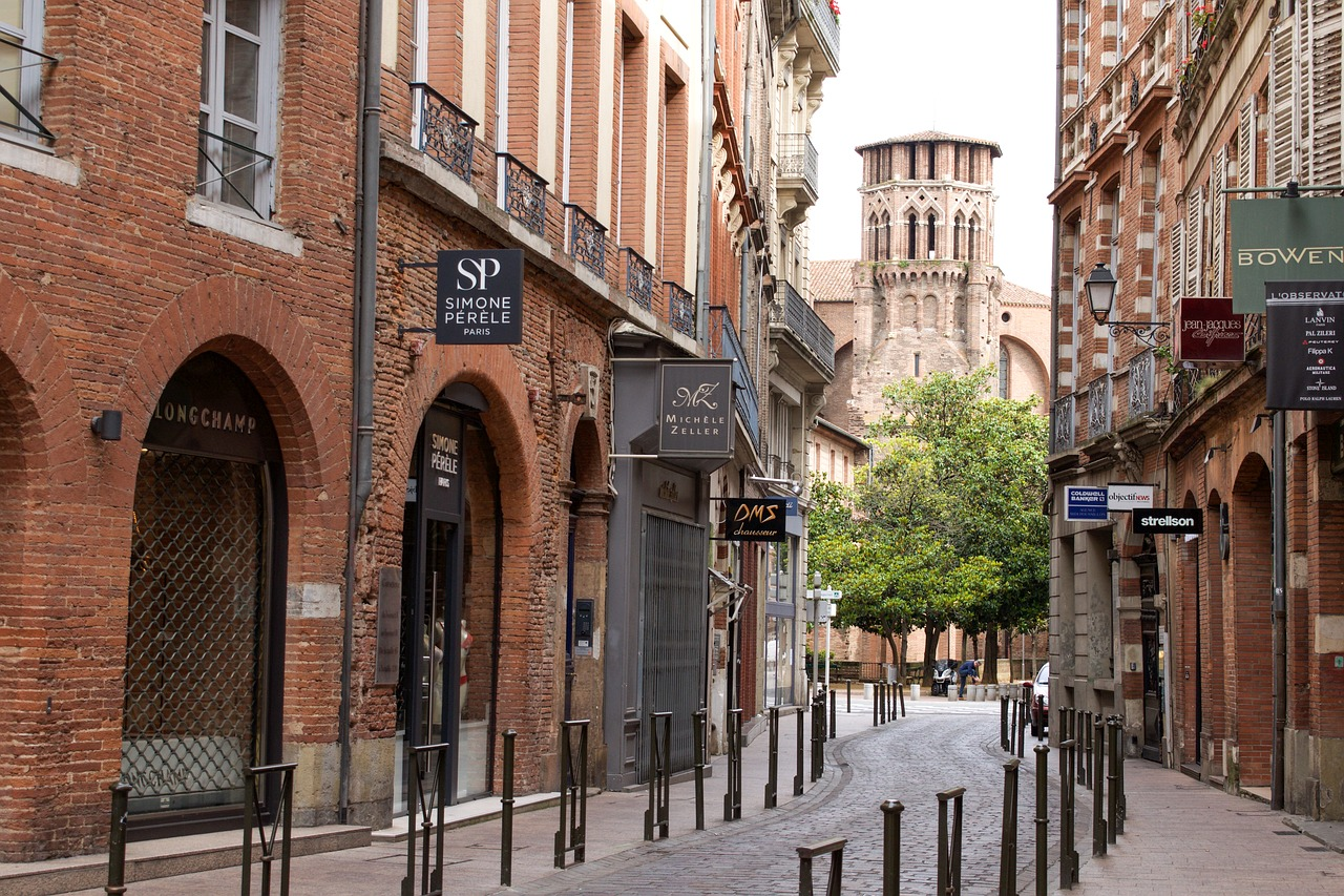 Jeu de piste ludique au cœur de Toulouse