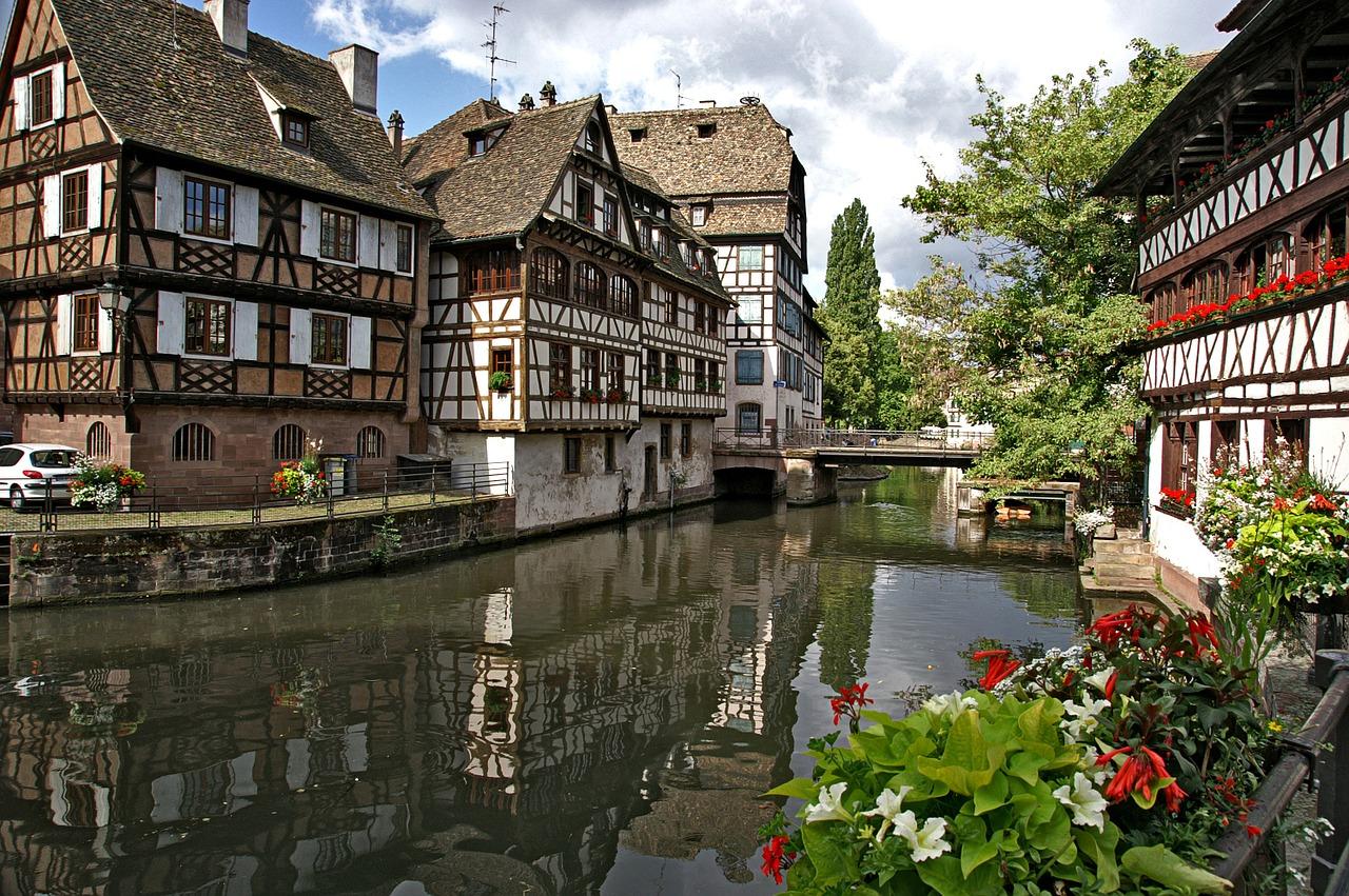 Rallye ludique avec smartphone à Strasbourg