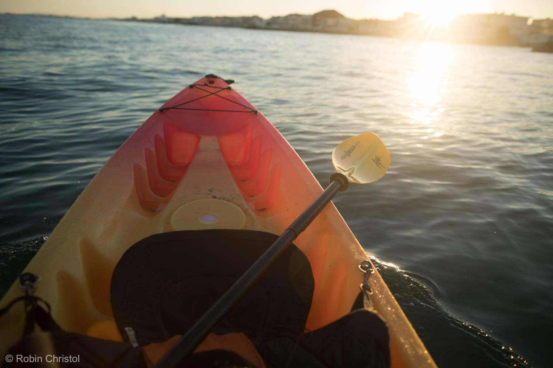 Initiation en Canoë-Kayak à Palavas-les-Flots