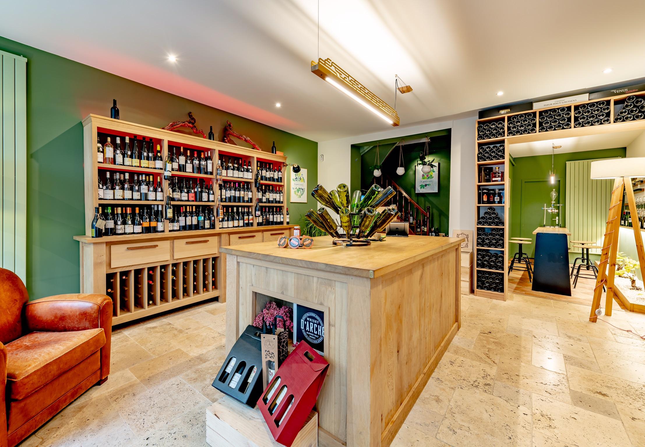 Dégustation de trois vins bordelais au cœur de la ville