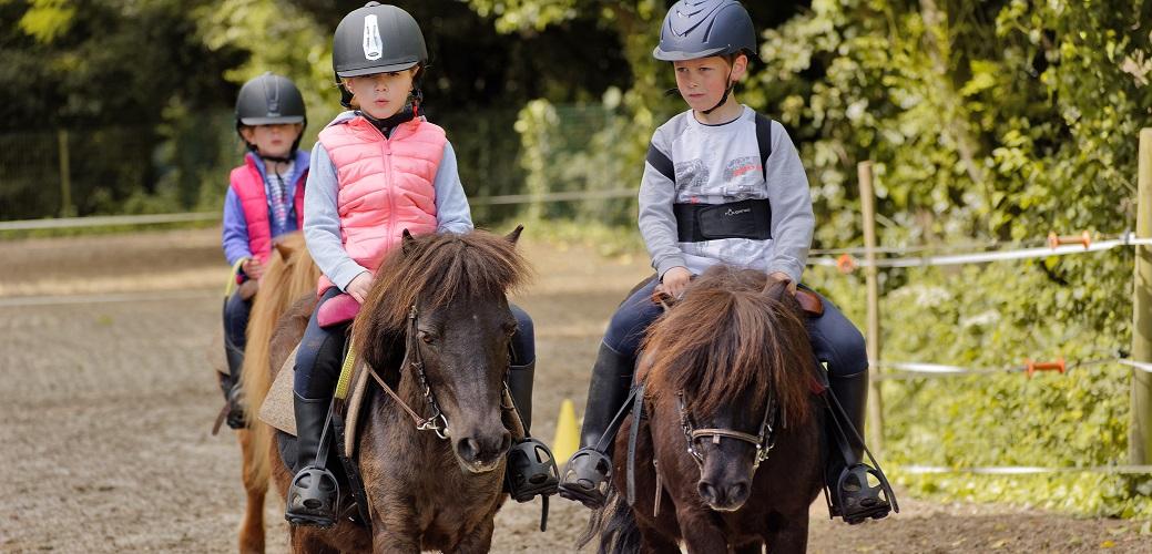 Stage poney enfant à La Baule-Escoublac