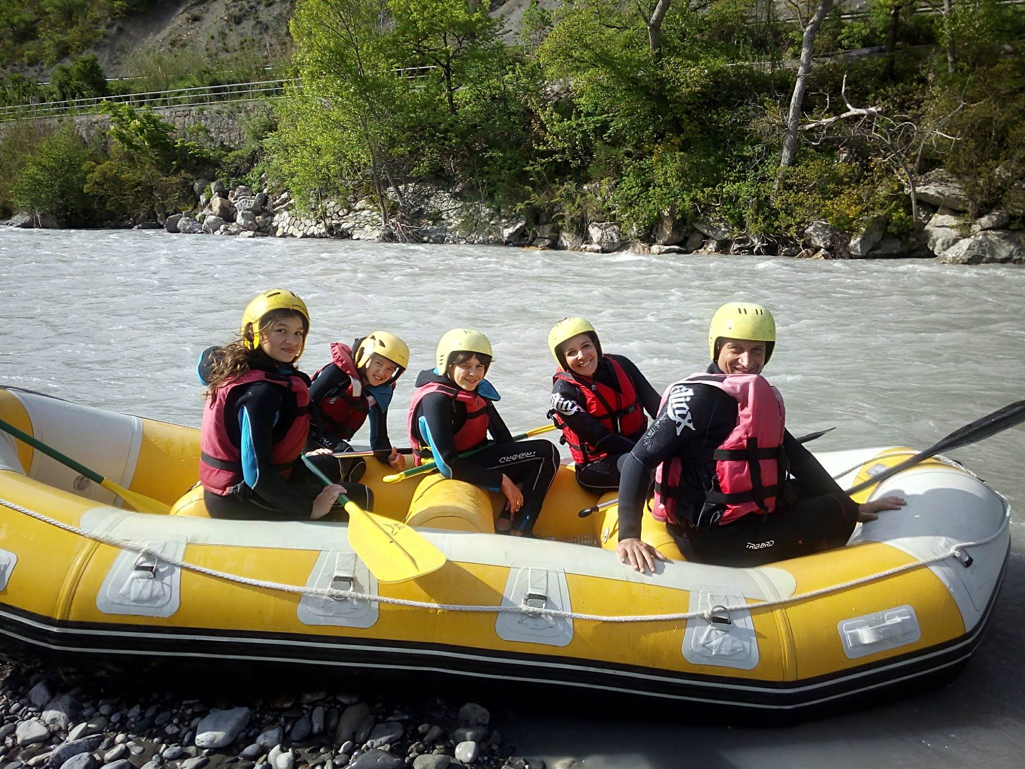 Rafting & Kayak-Rafting sur le Verdon