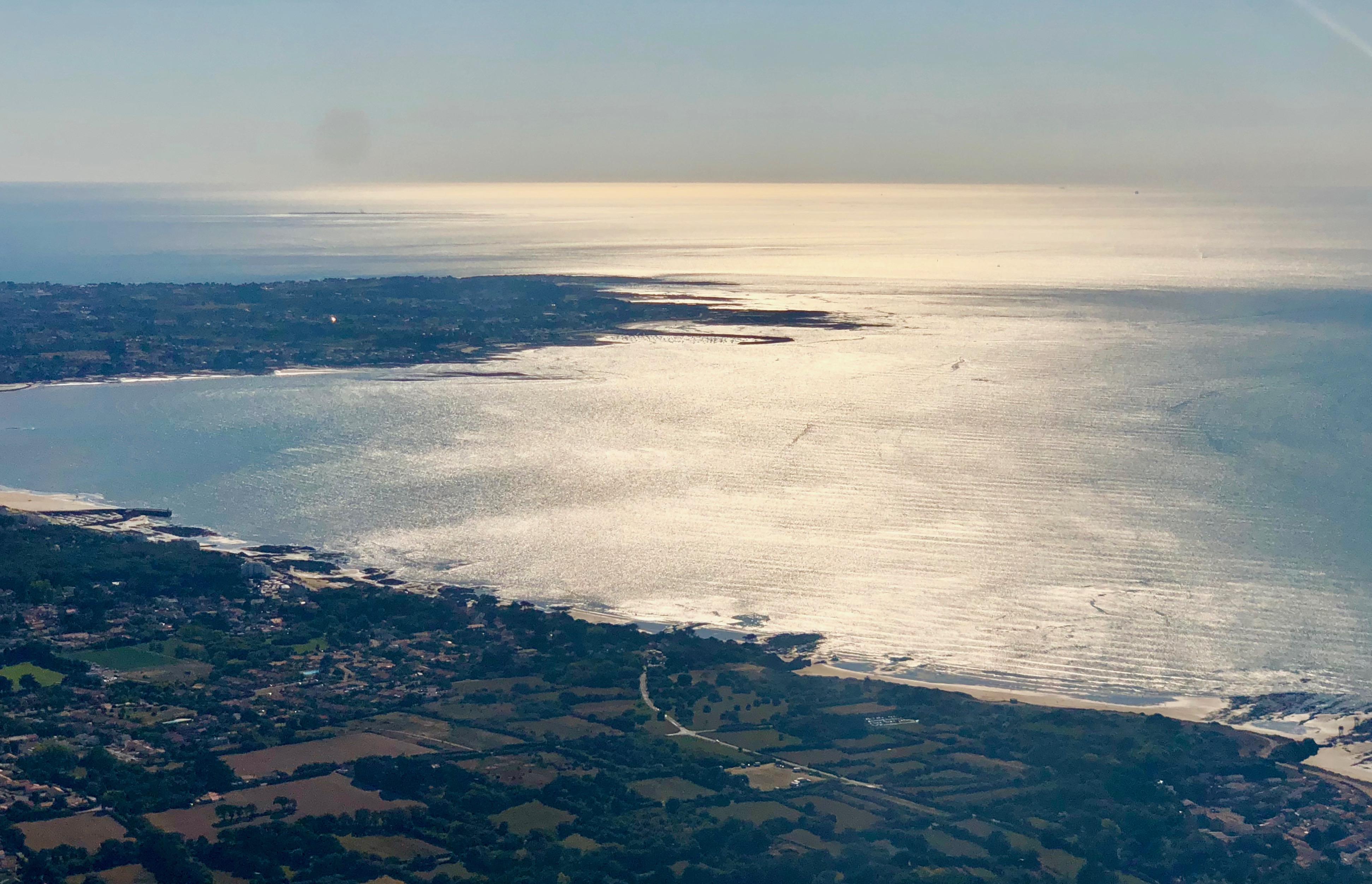 Vol découverte en avion léger au Pays de la Loire