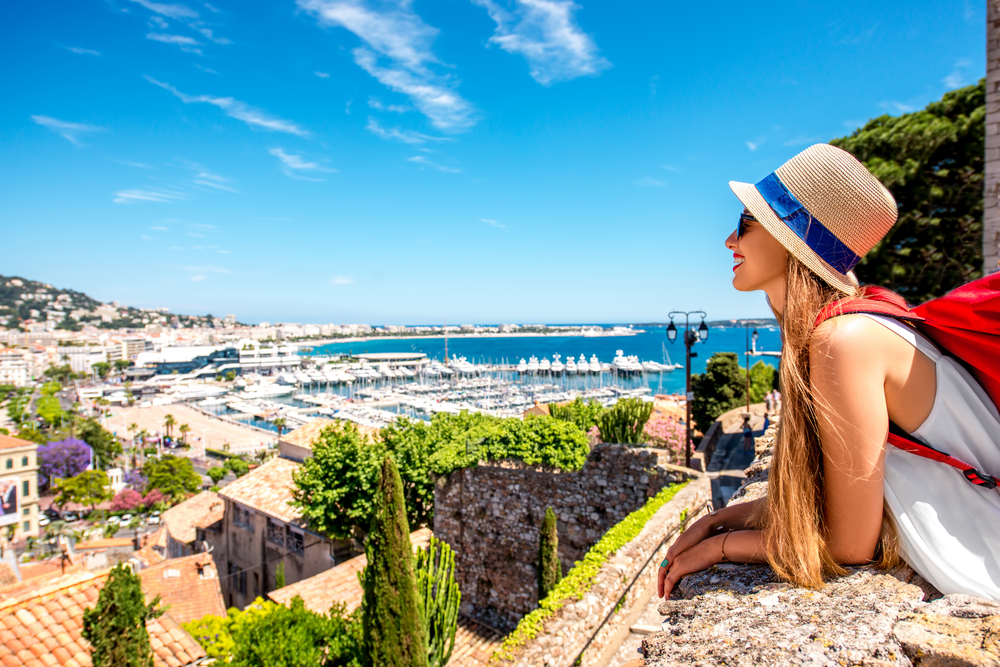 Excursion à la découverte de la Côte d'Azur