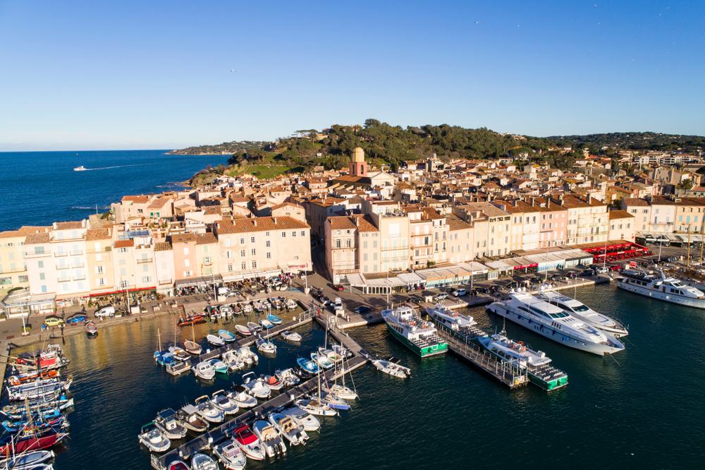 Journée à Saint-Tropez avec sortie en mer