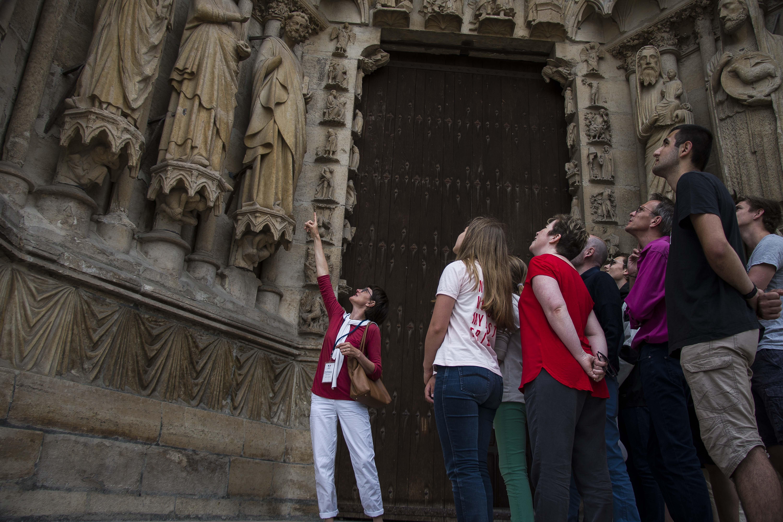 Découverte de la Cathédrale de Reims et du Roi des Vins