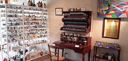 Atelier de découverte olfactive en Haute Parfumerie