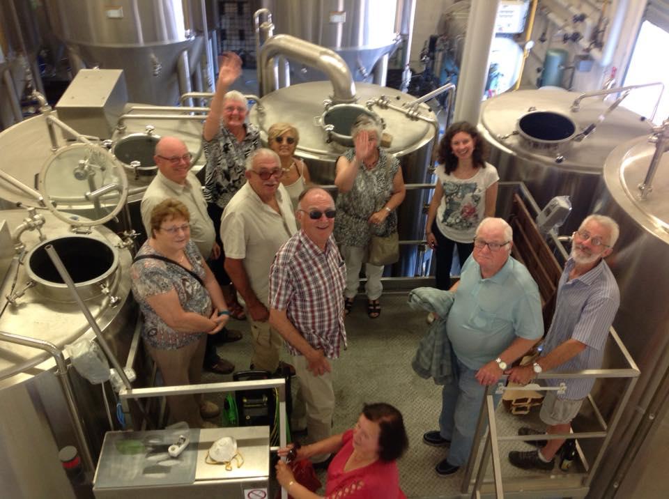Visite et dégustation d'une brasserie artisanale à Capbreton