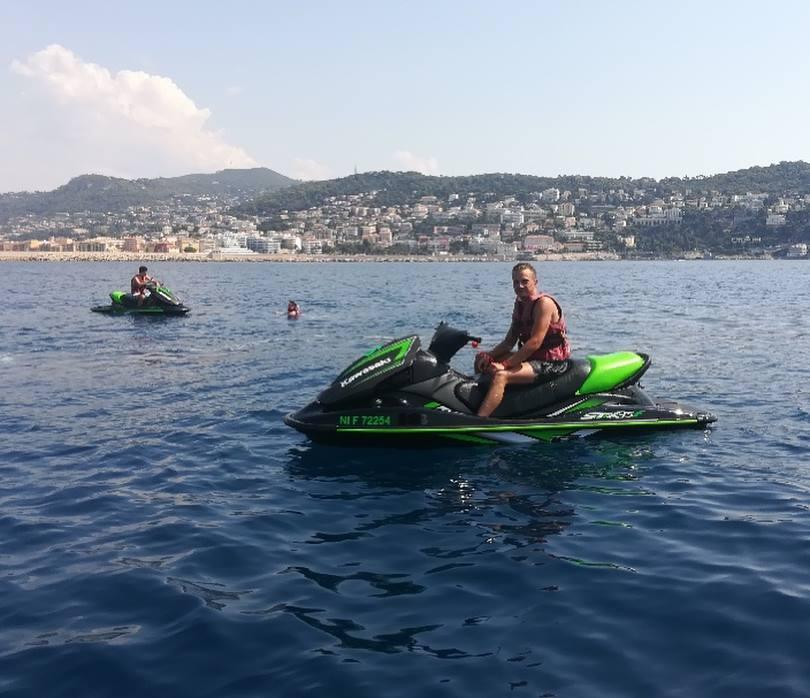 Randonnée Jet ski à Cannes