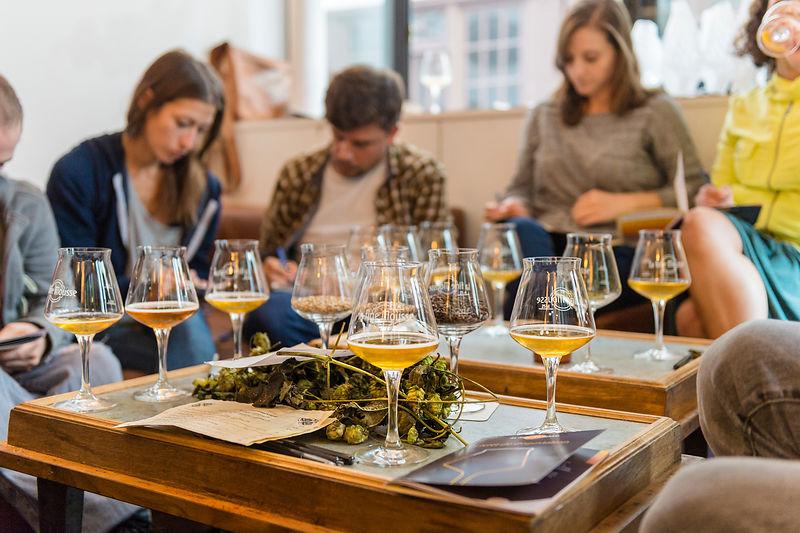 Découverte des styles de bières à Paris