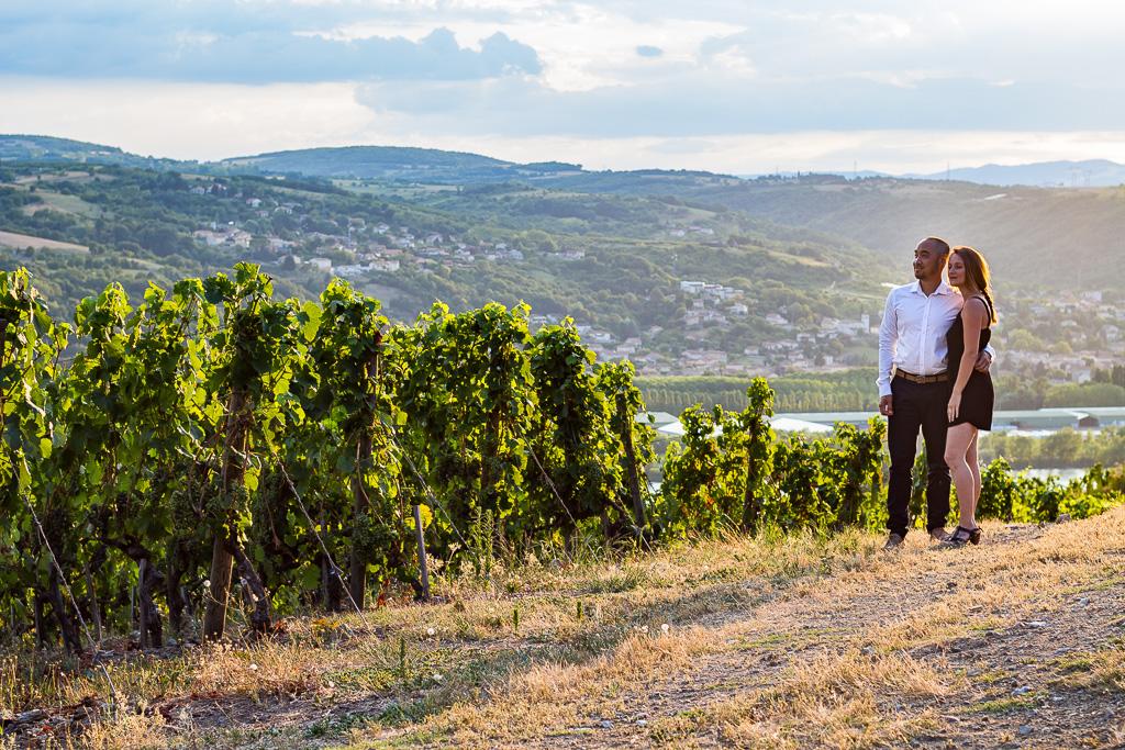 Vallée du Rhône Nord journée