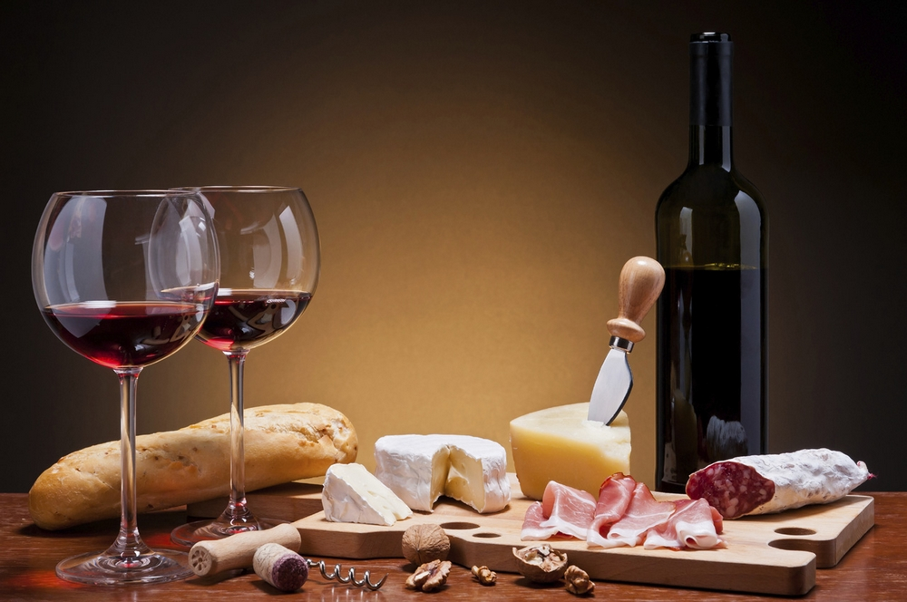 A la découverte des vins et fromages de la vallée du Rhône nord