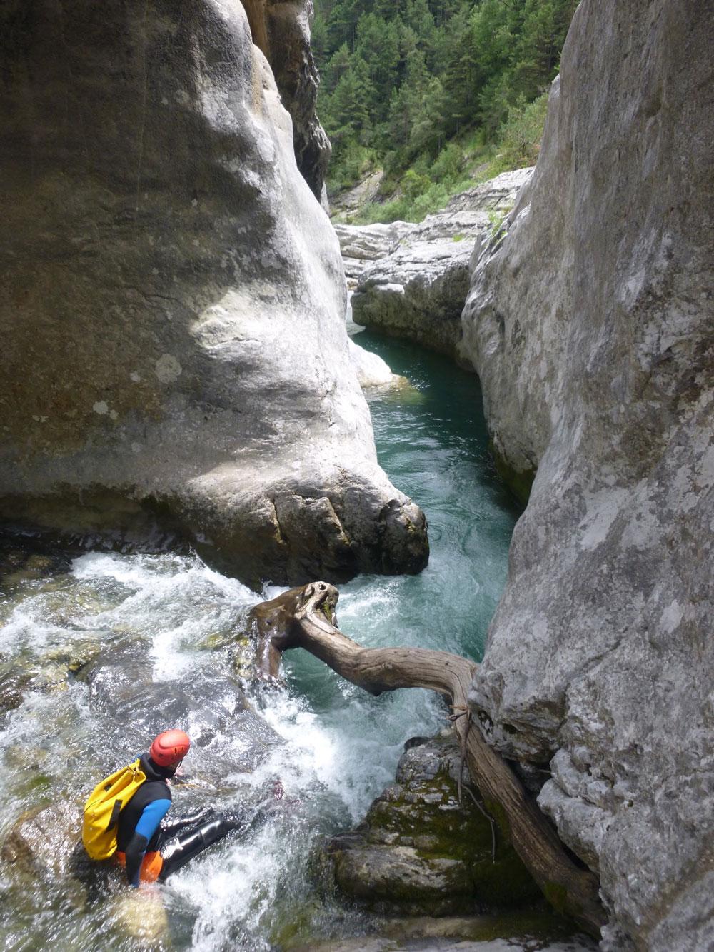 Journée sportive dans les plus beaux canyonings de Saint Lary
