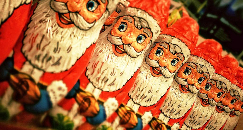 Jeu de piste : Sur les traces du père Noël à Strasbourg