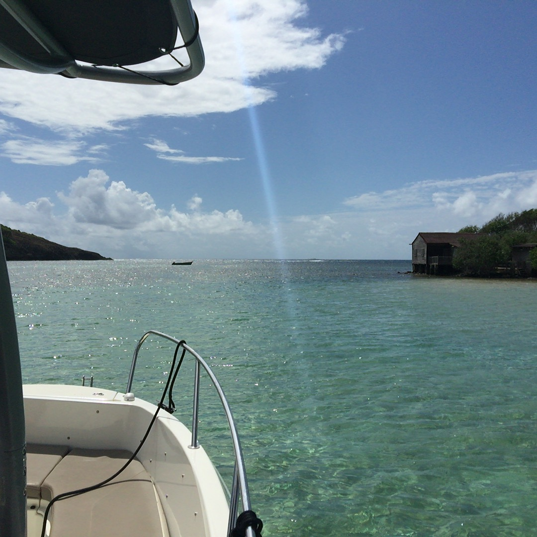 Découvrez la côte Atlantique de la Martinique en Bateau.