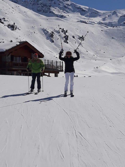 Cours privés ski alpin sur Méribel