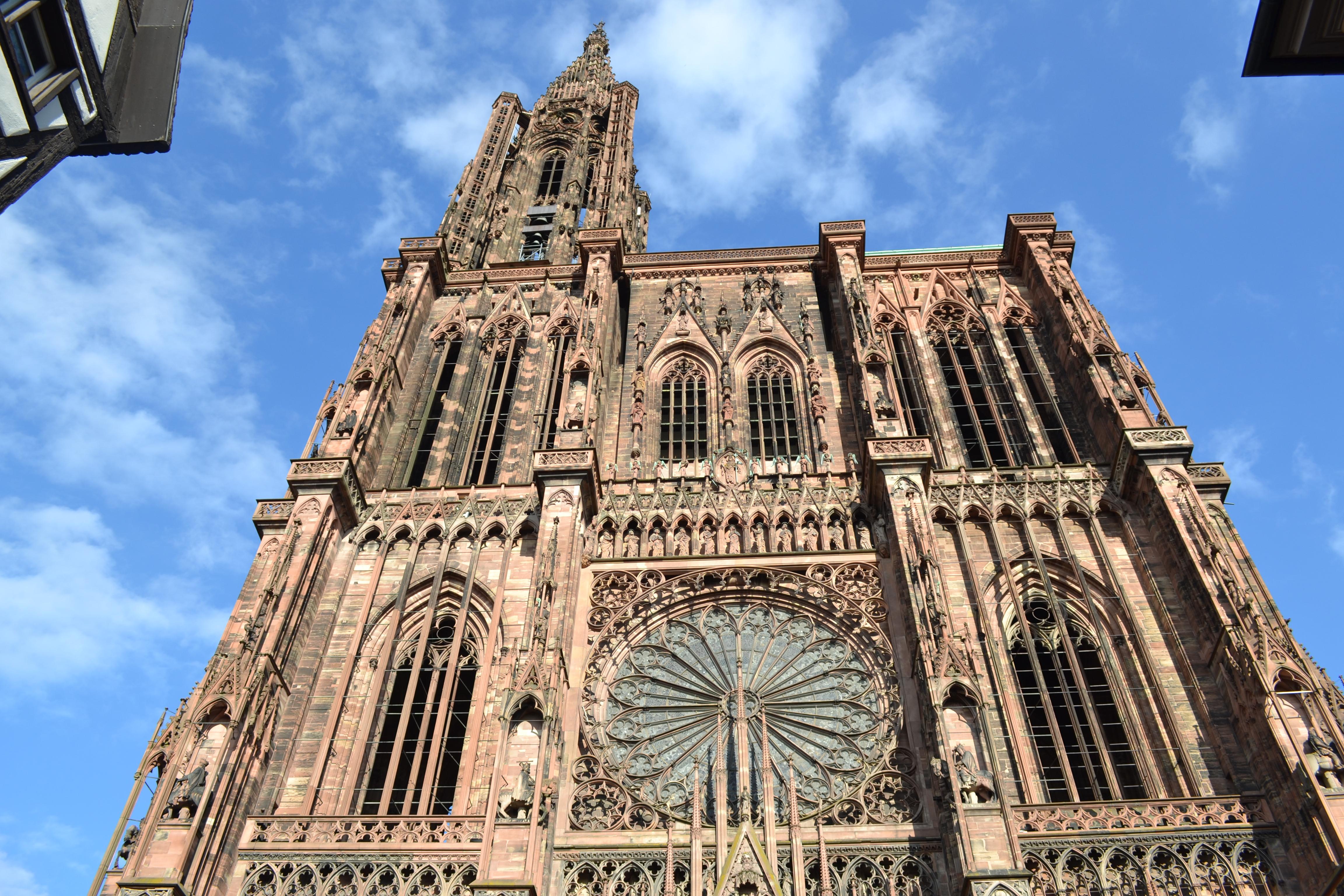 Découverte de la Cathédrale Notre Dame de Strasbourg