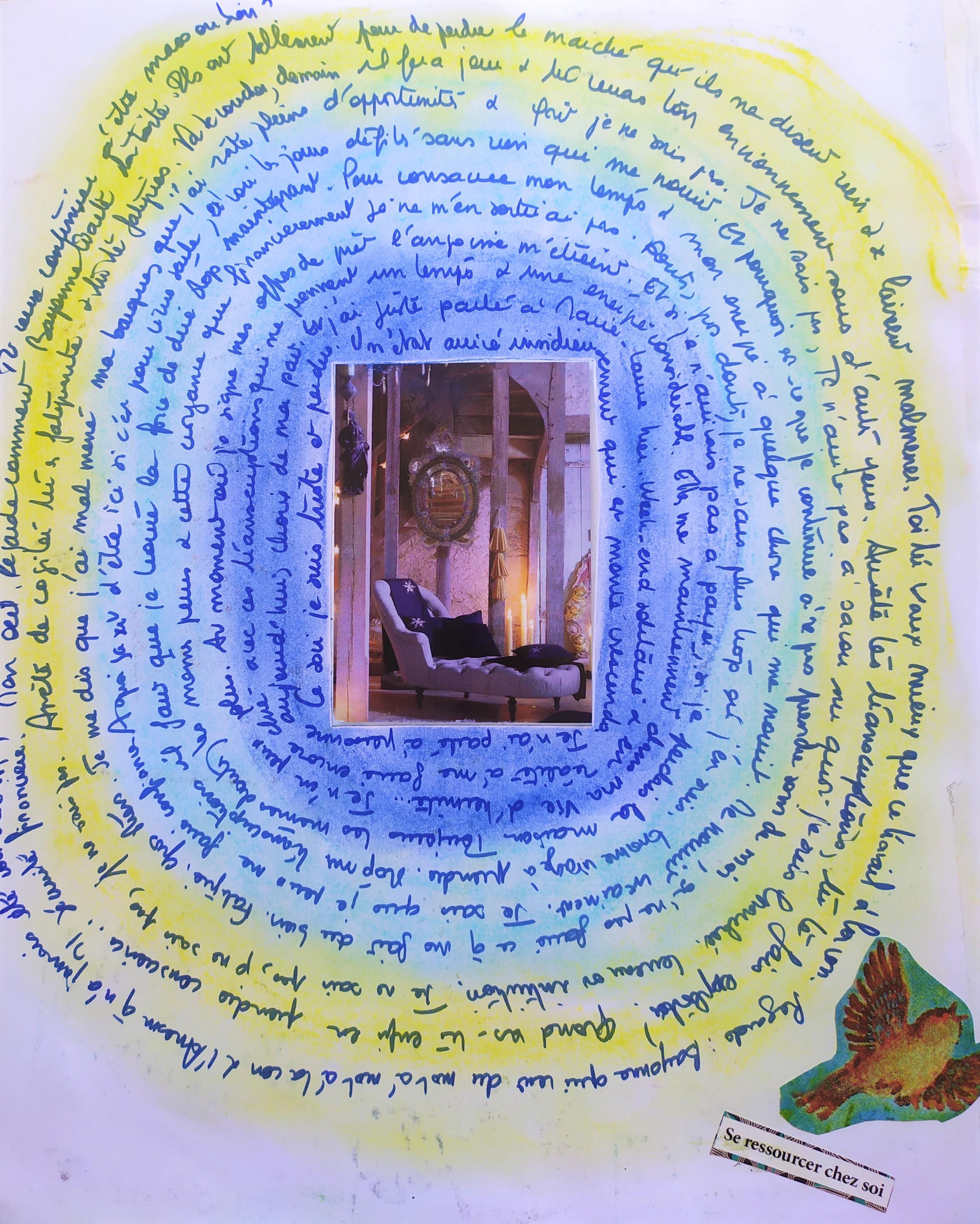 Atelier création de journal intime pour enfant