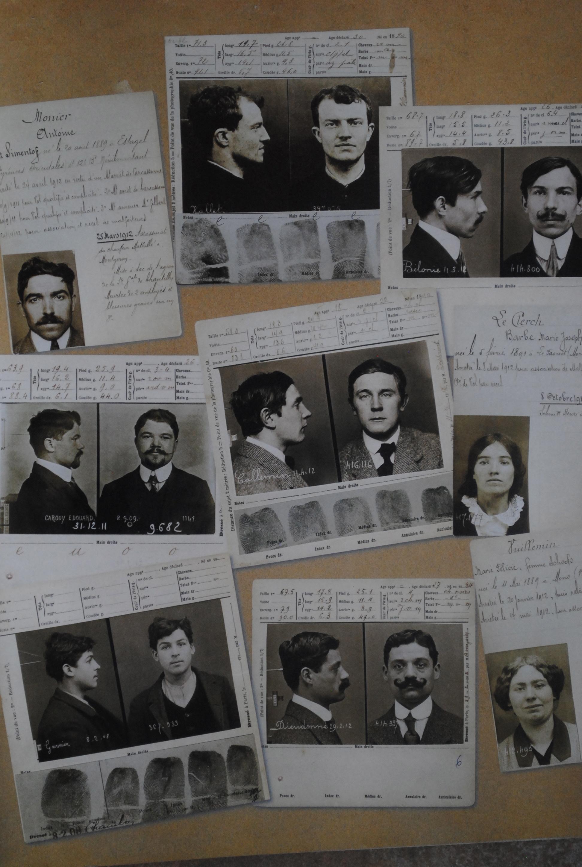 Découverte commentée du musée du crime à Paris