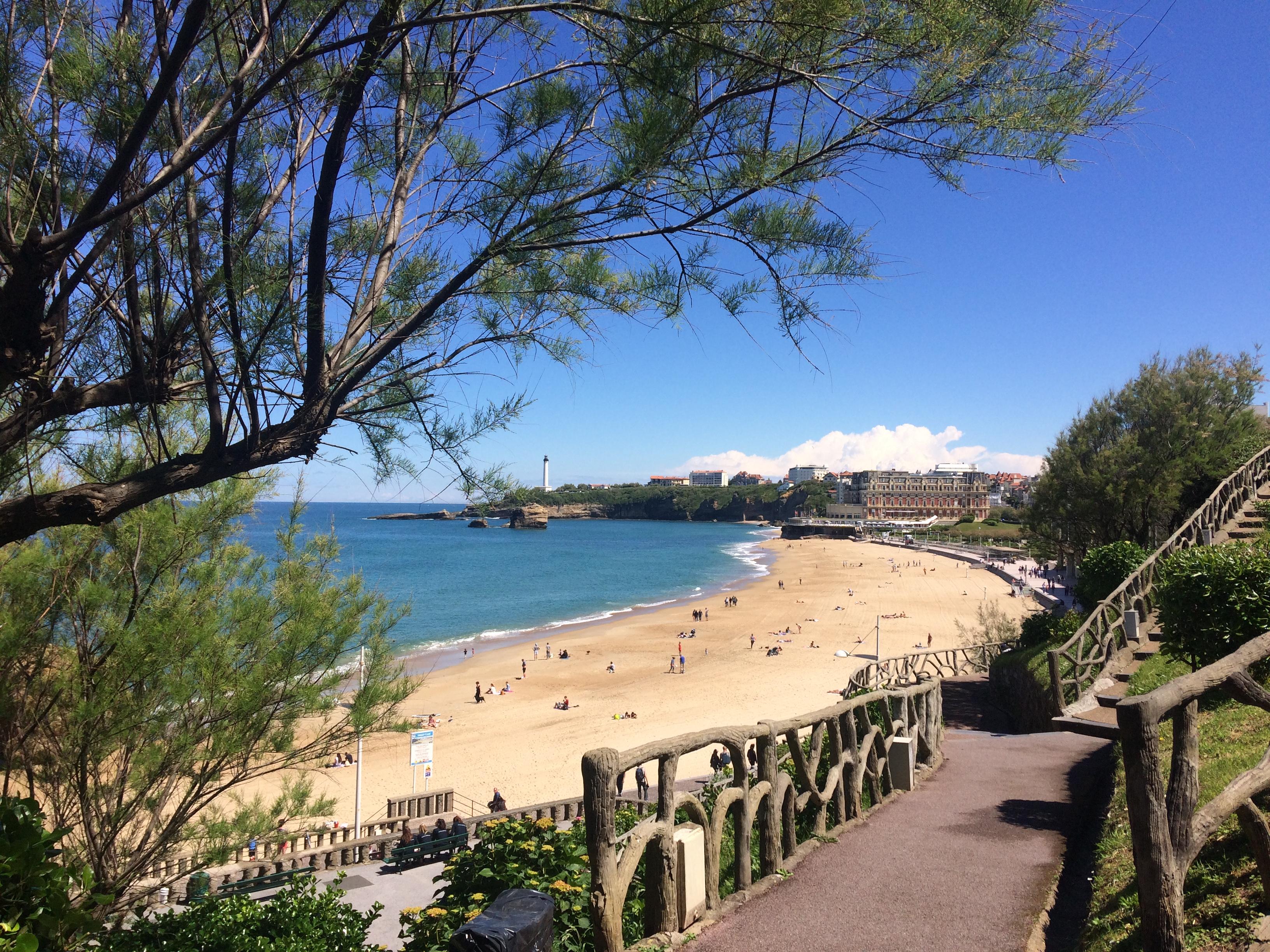 Visite guidée à la découverte de Biarritz