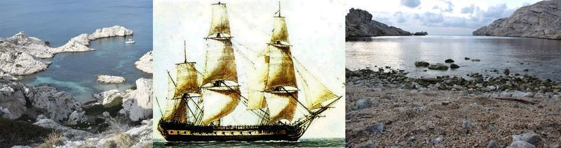 Balade historique au Frioul: retour sur la peste de 1720