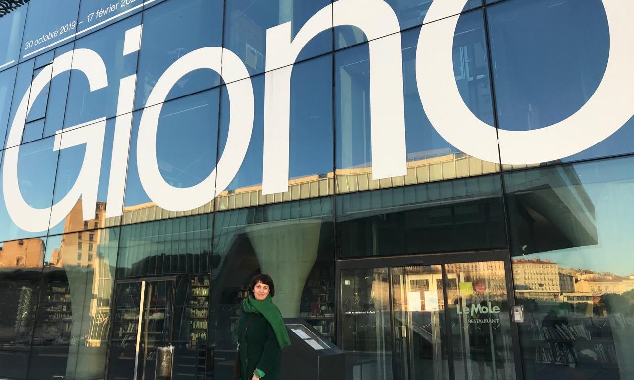Balade Giono, le voyageur dans la ville, balade insolite et littéraire