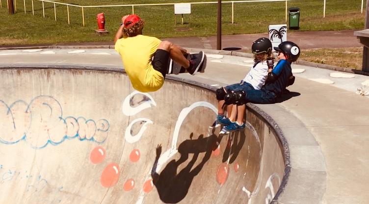 Cours de skate et street longboard