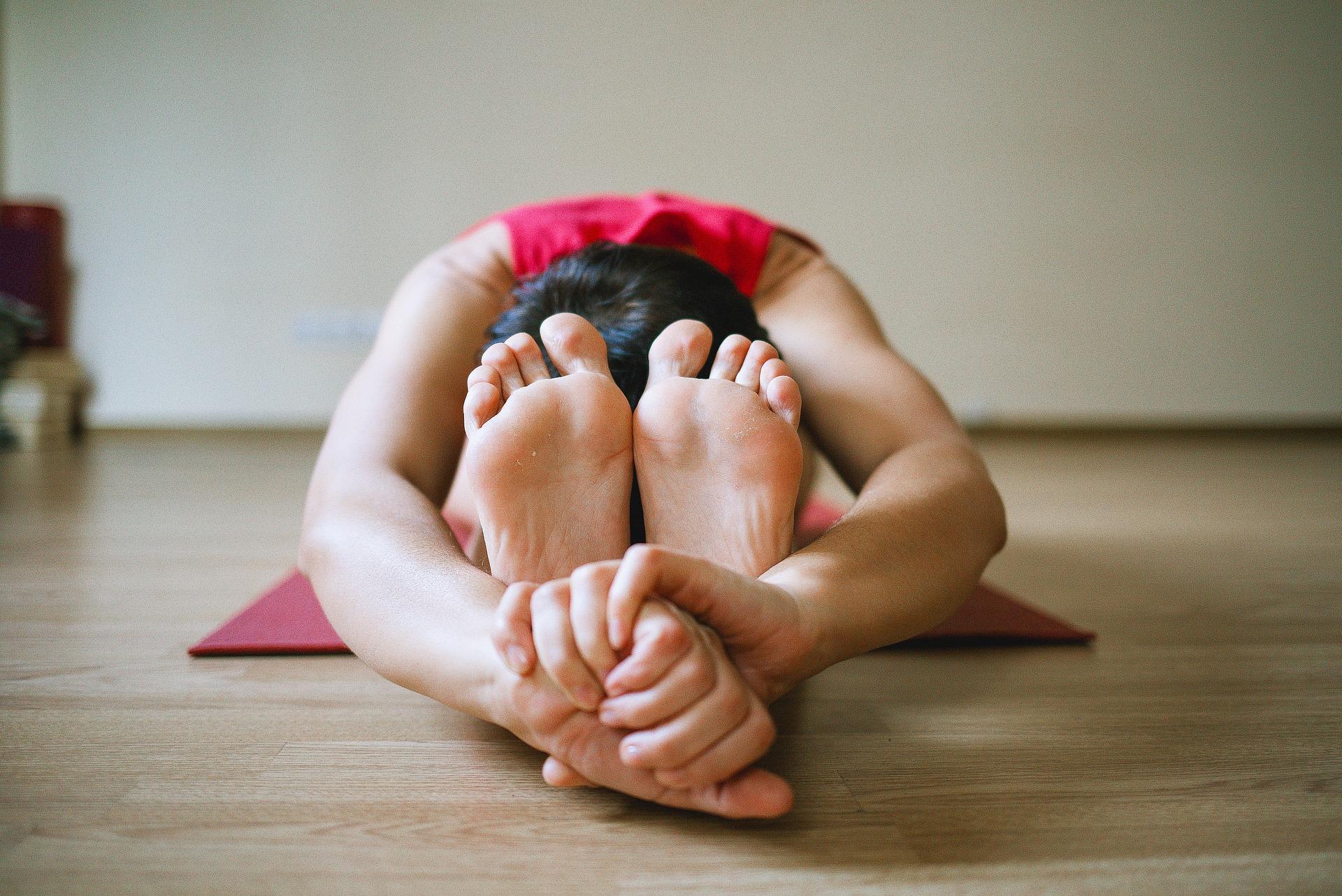 Séance de yoga traditionnel à Pyrénées 2000