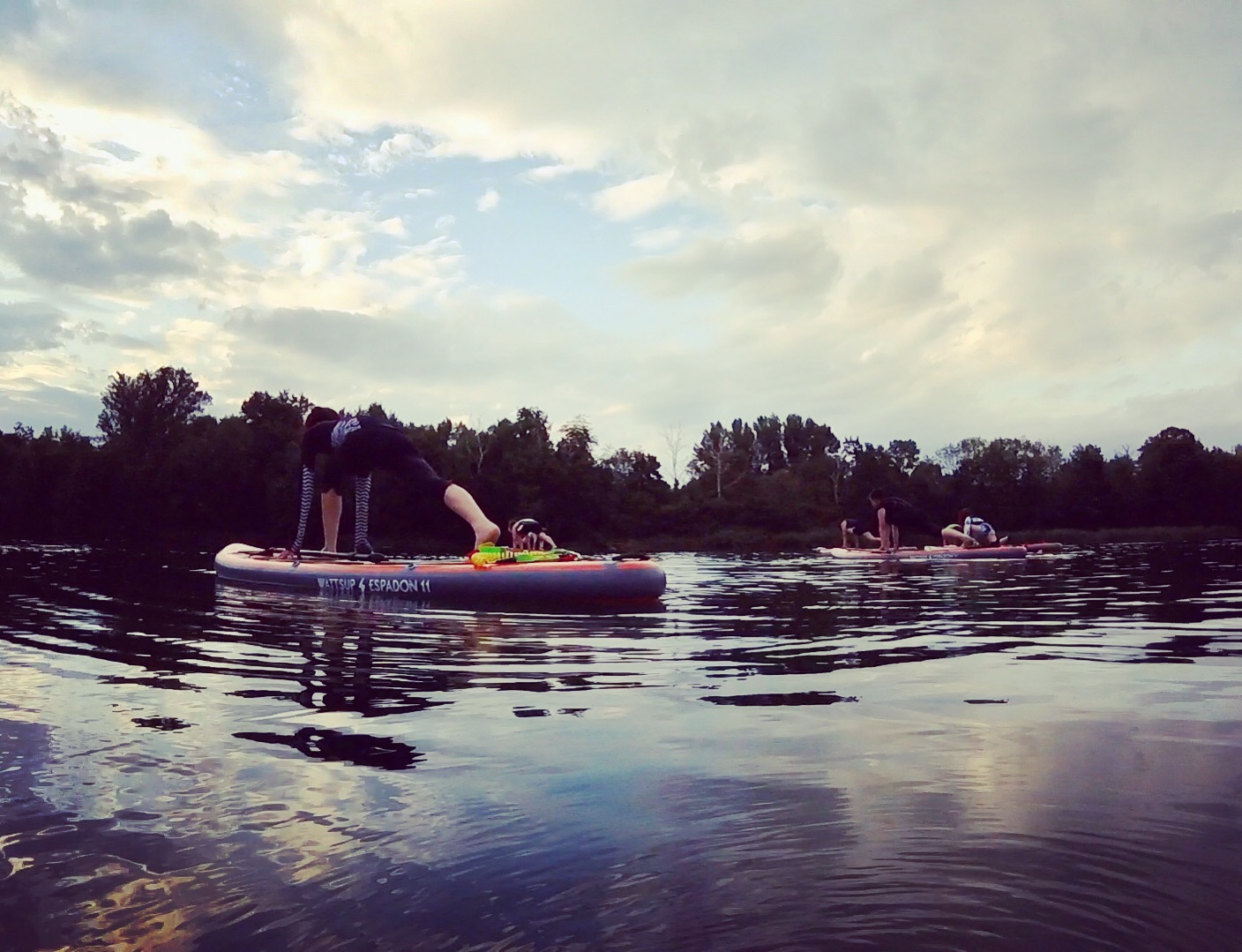 Initiation au Sup yoga
