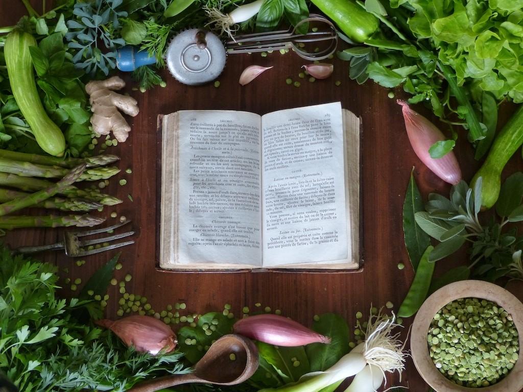 Cours de cuisine historique