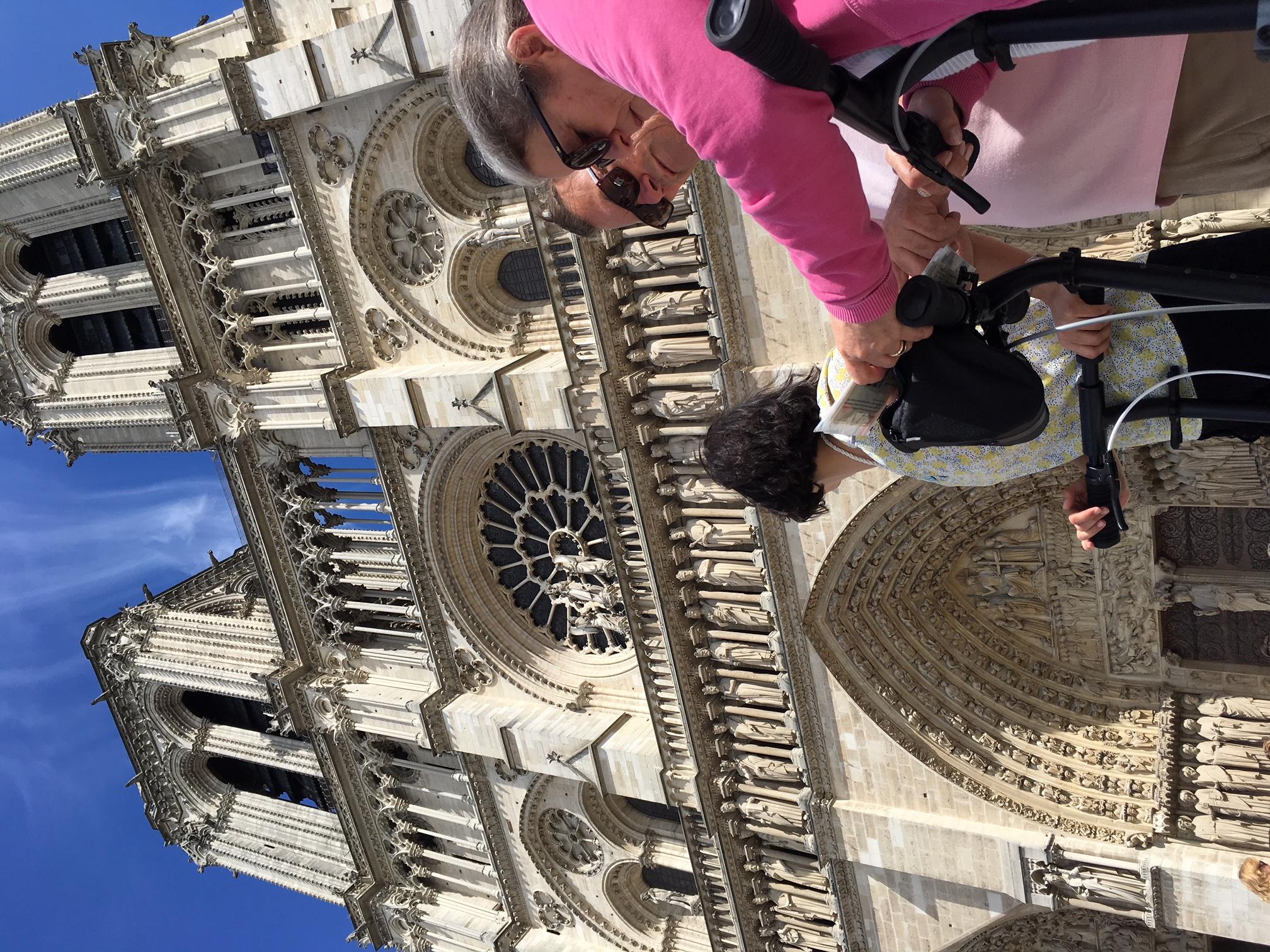 Jeu de piste en trottinette pour visiter Paris