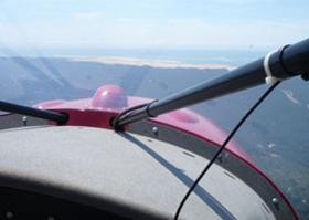 Vol d'initiation au pilotage
