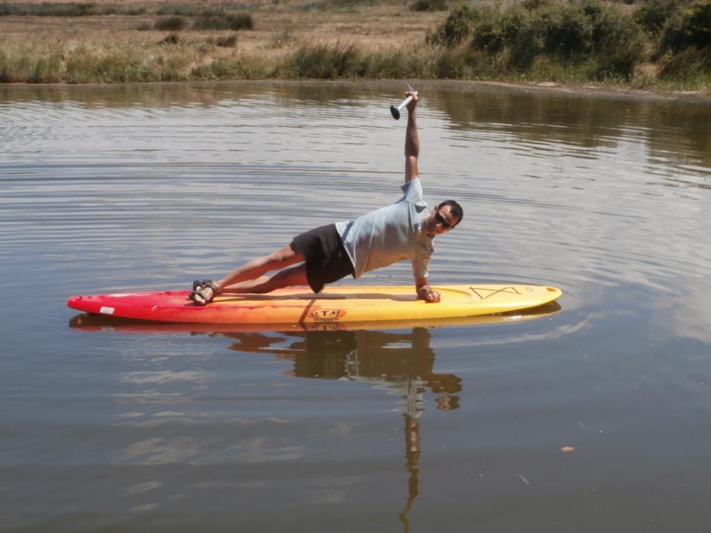 Paddle Pilate en Vendée