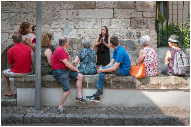Balade culturelle de la ville de Rouen