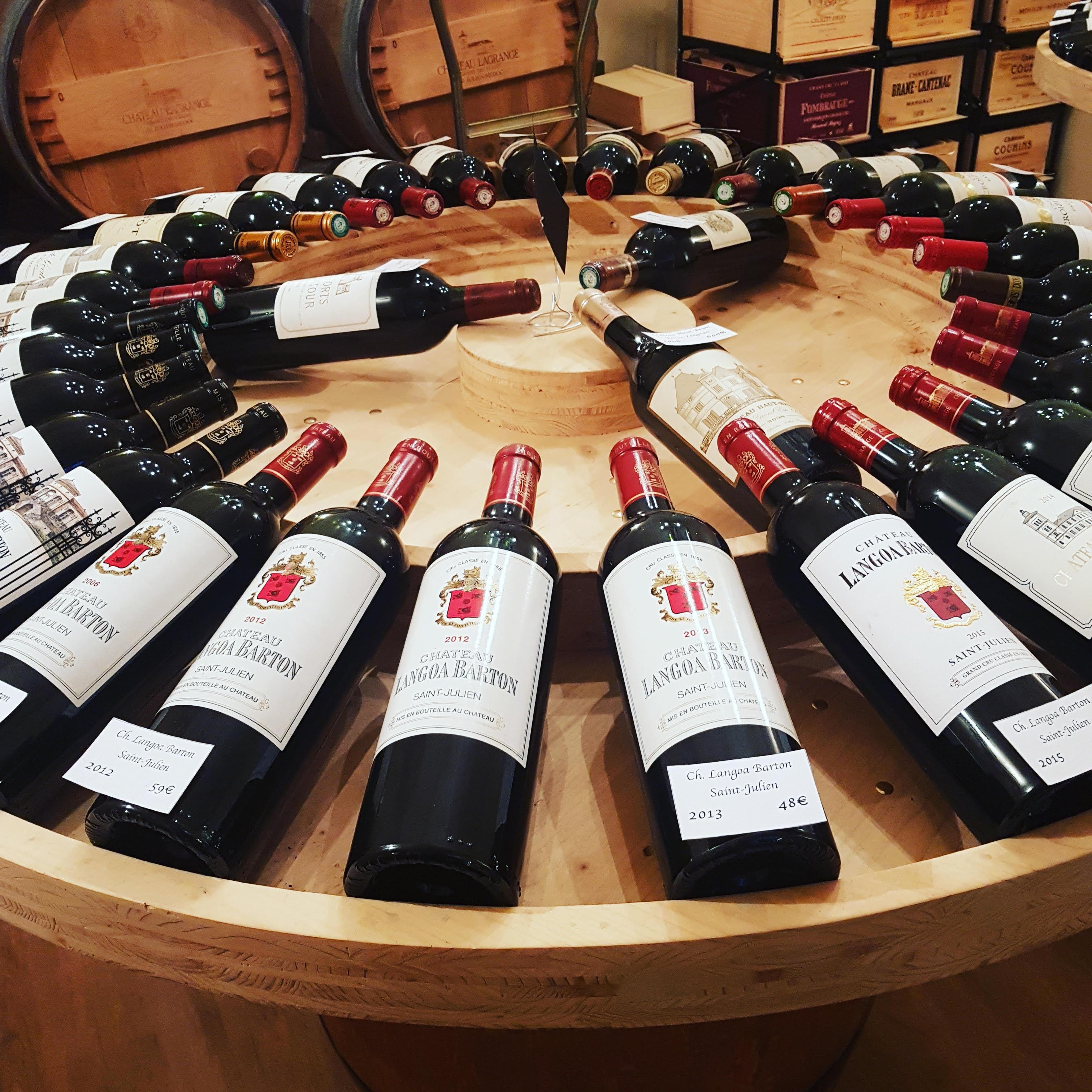 Initiation à la dégustation de vins à Bordeaux !