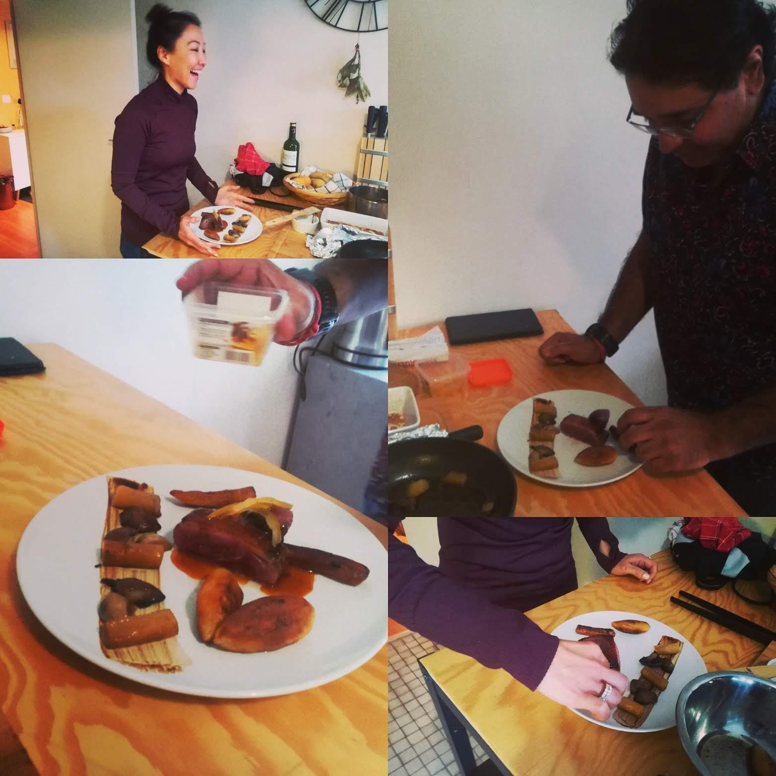 Cours De Cuisine A Bordeaux Avec Une Chef Professionelle