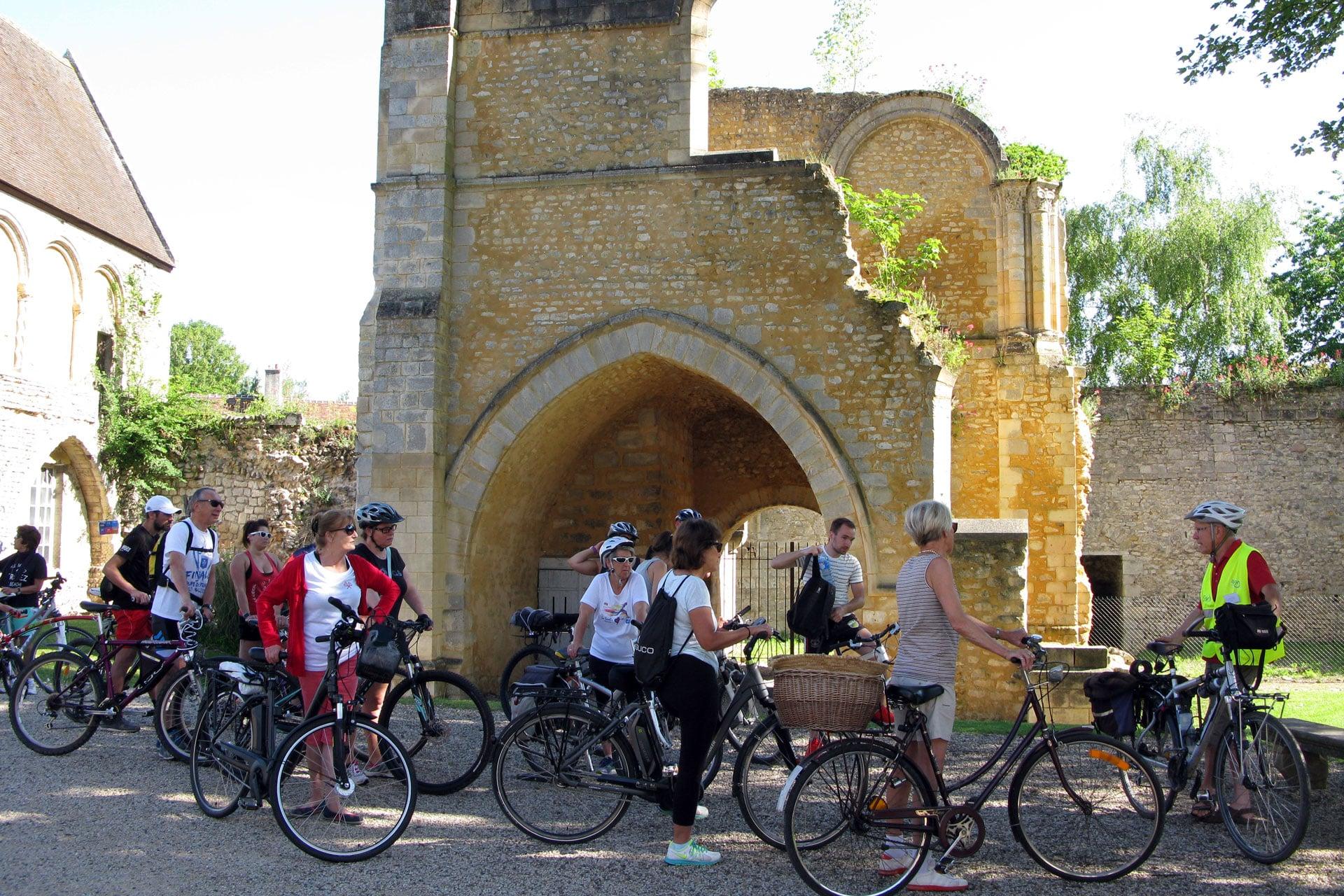 Balade commentée en vélo à la découverte de l'Oise