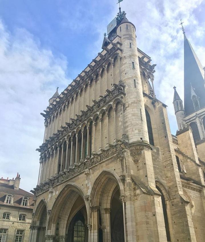 Visite guidée privée à Dijon