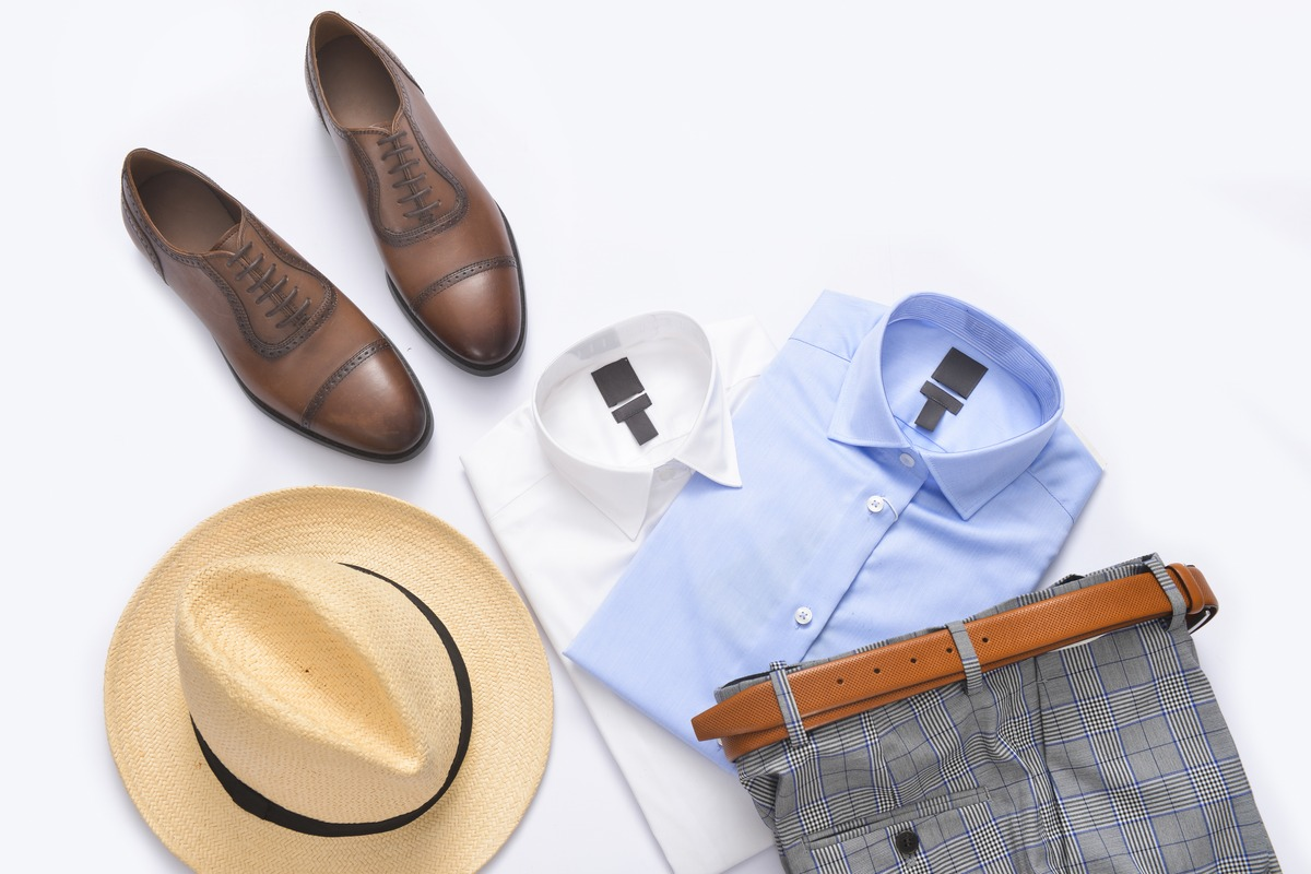 Relooking complet pour homme