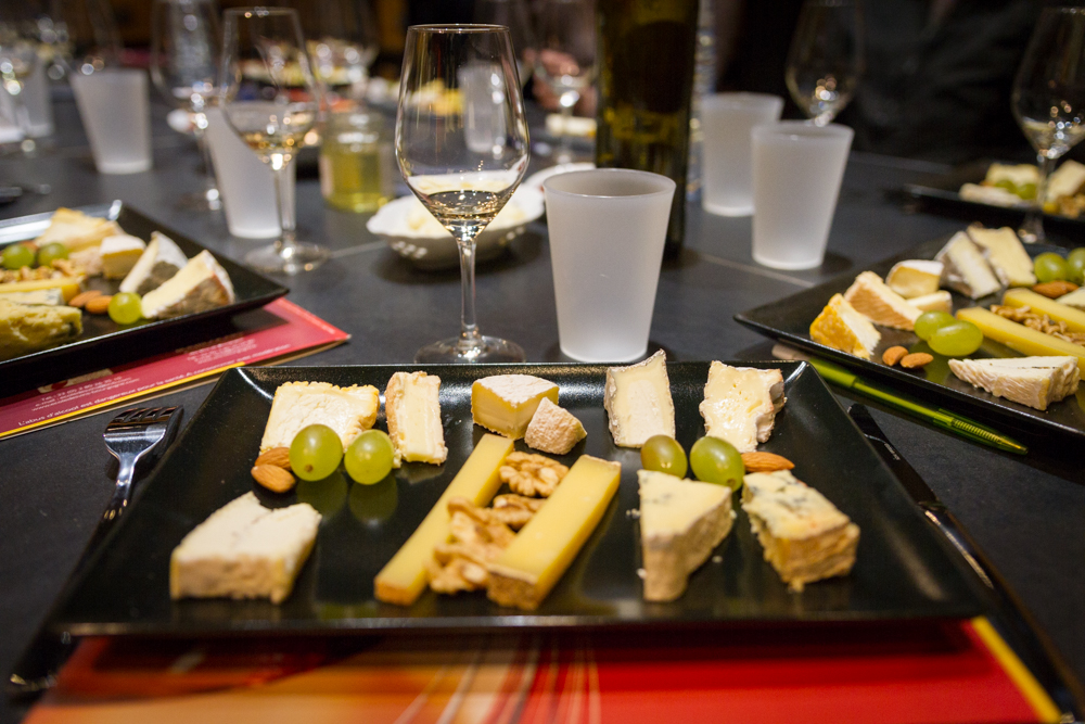 Dégustation de Vins et Fromages à Lyon