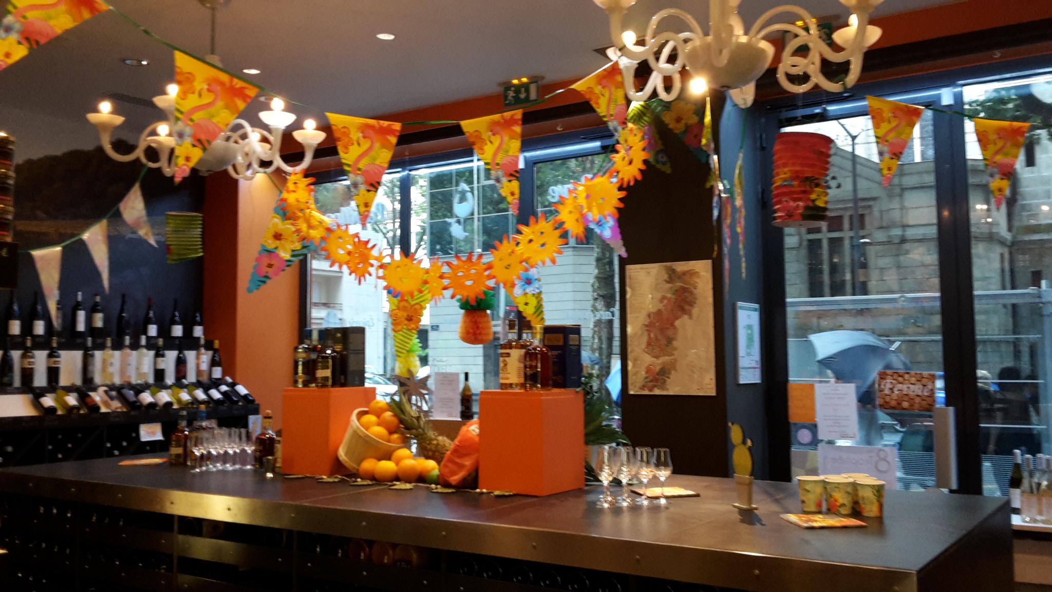 Atelier Rhum et Cocktail à Lyon