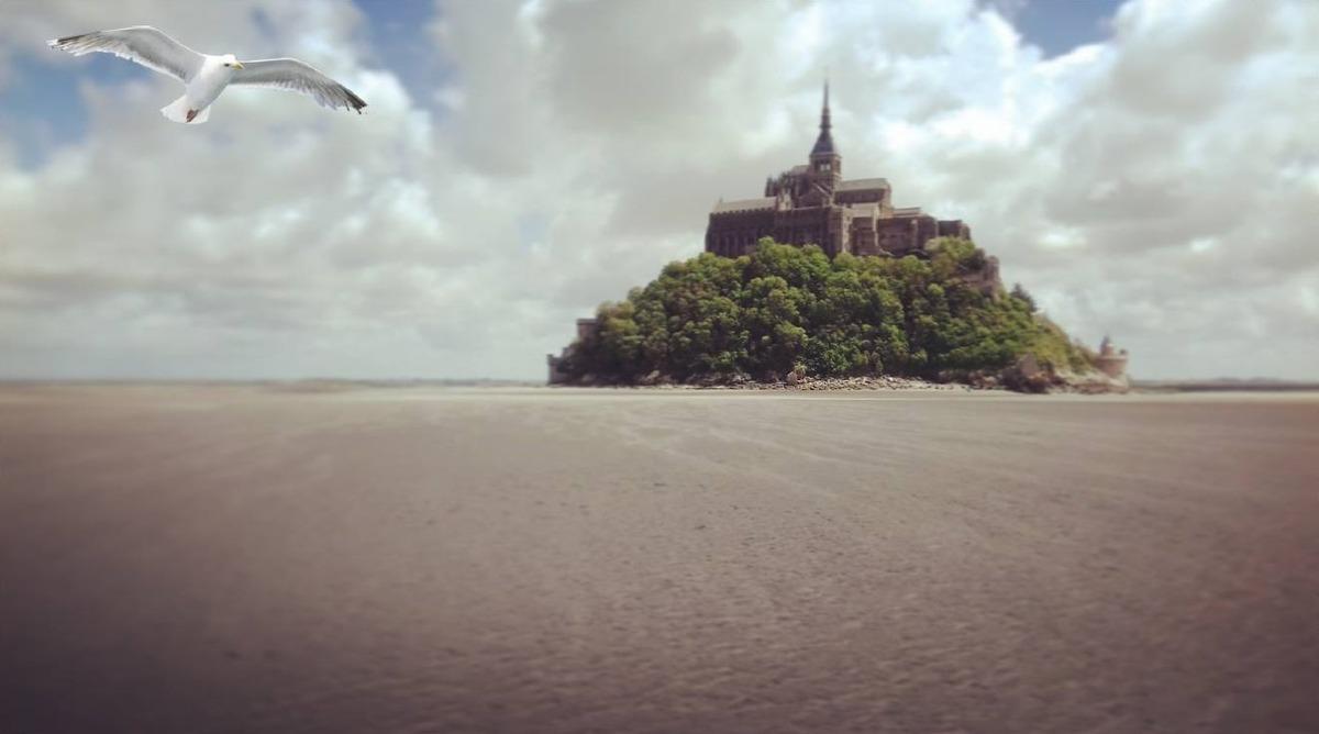 Promenade ludique et conviviale en baie du Mont St Michel !