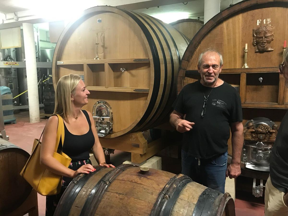 Vignoble historique de Bandol : Visite & dégustation