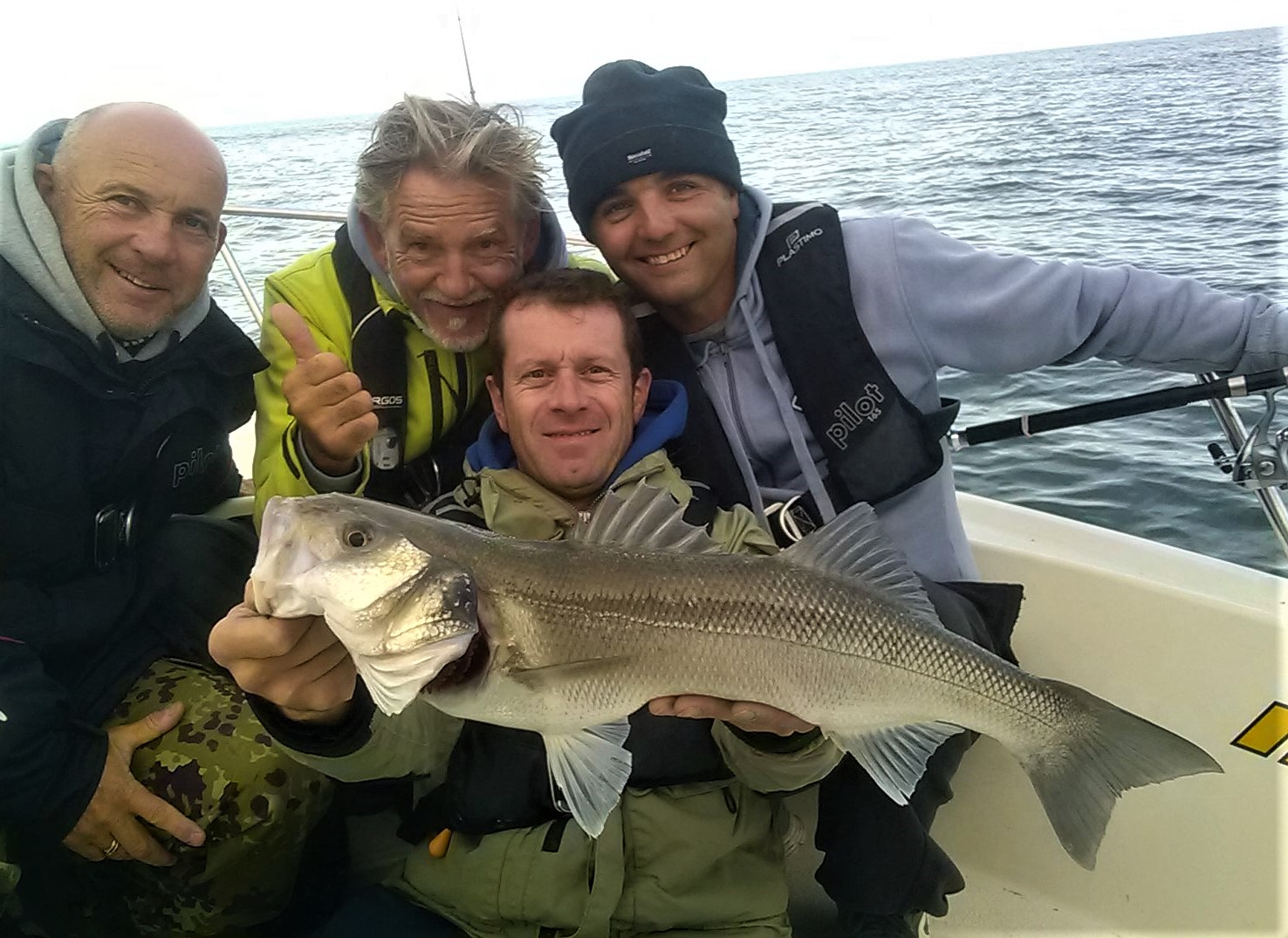 Découverte de la pêche du bar au leurre dans le Bassin d'Arcachon