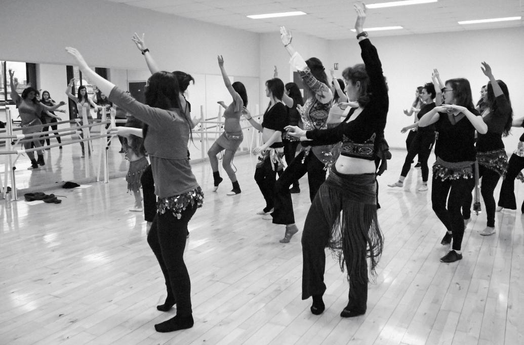 Découverte danse orientale initiation